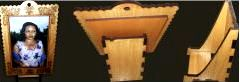 wood photo frames